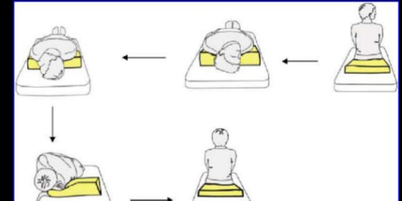 Вестибулярная гимнастика при головокружении: лечебные упражнения в картинках