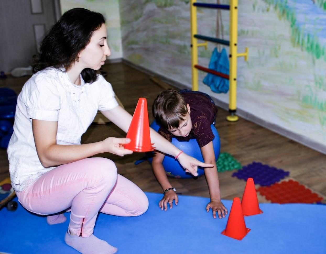 Что такое сенсорная интеграция у детей