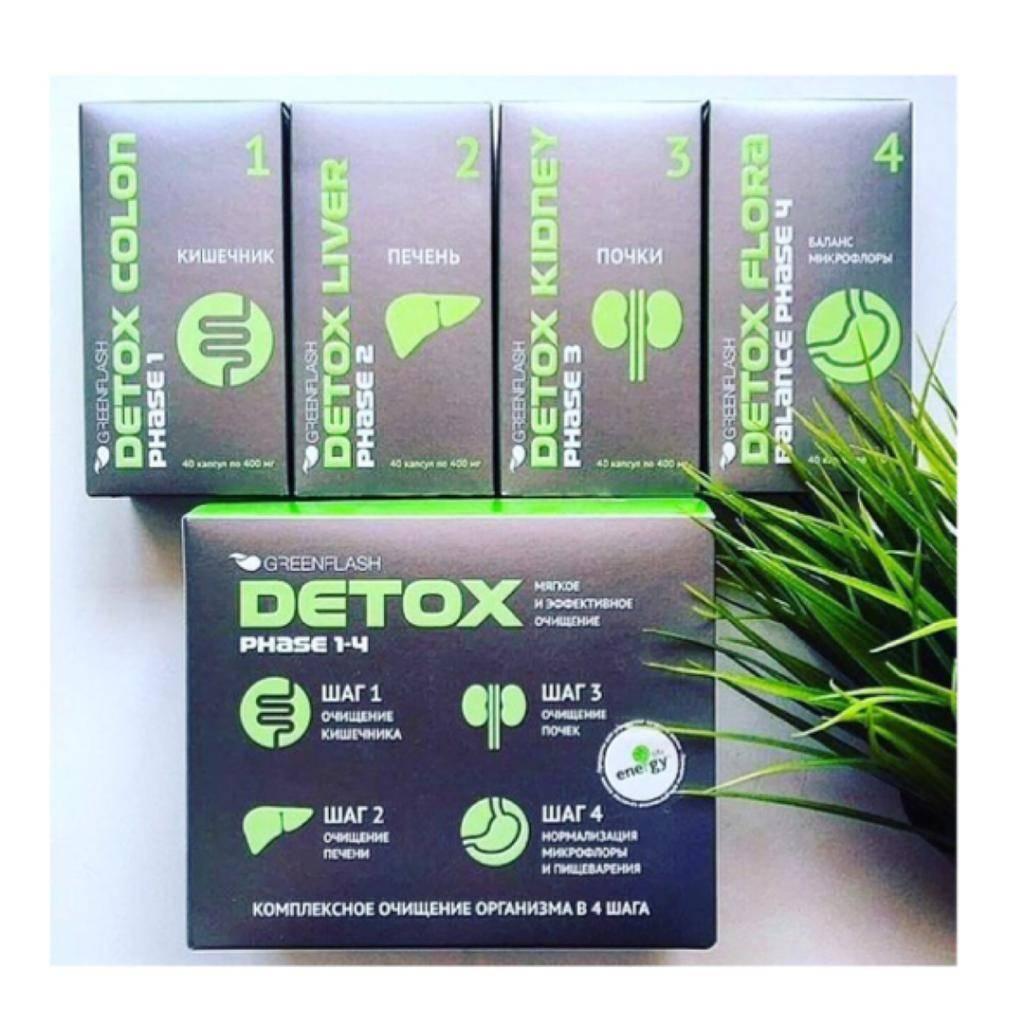Детокс-диета для очищения на 3, 7 и 10 дней: меню, отзывы и результаты