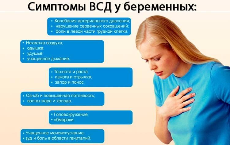 Вегетососудистая дистония уженщин: симптомы испособы лечения