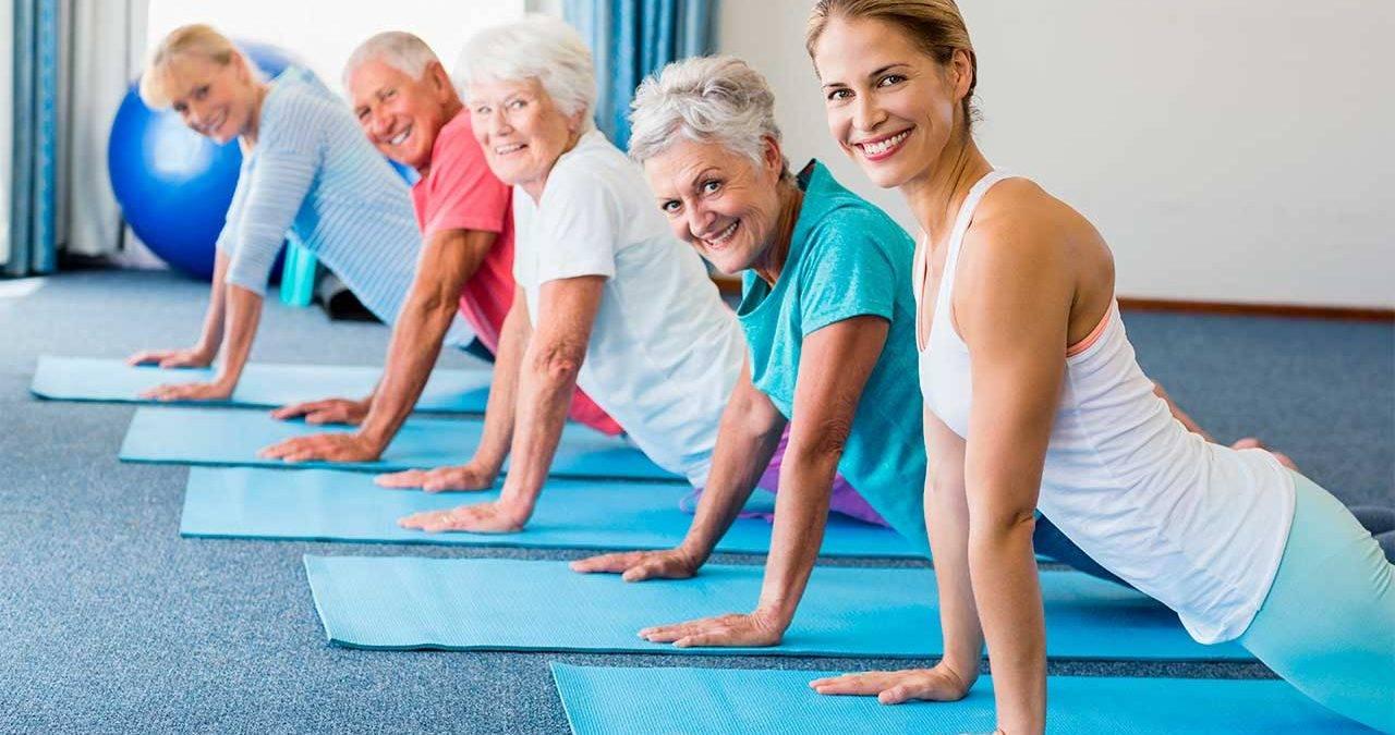 Цигун для пожилых после 60 лет. видео: гимнастика и упражнения для пожилых людей