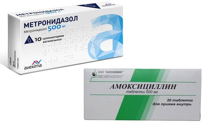 Метронидазол при гастрите как пить — parazit24