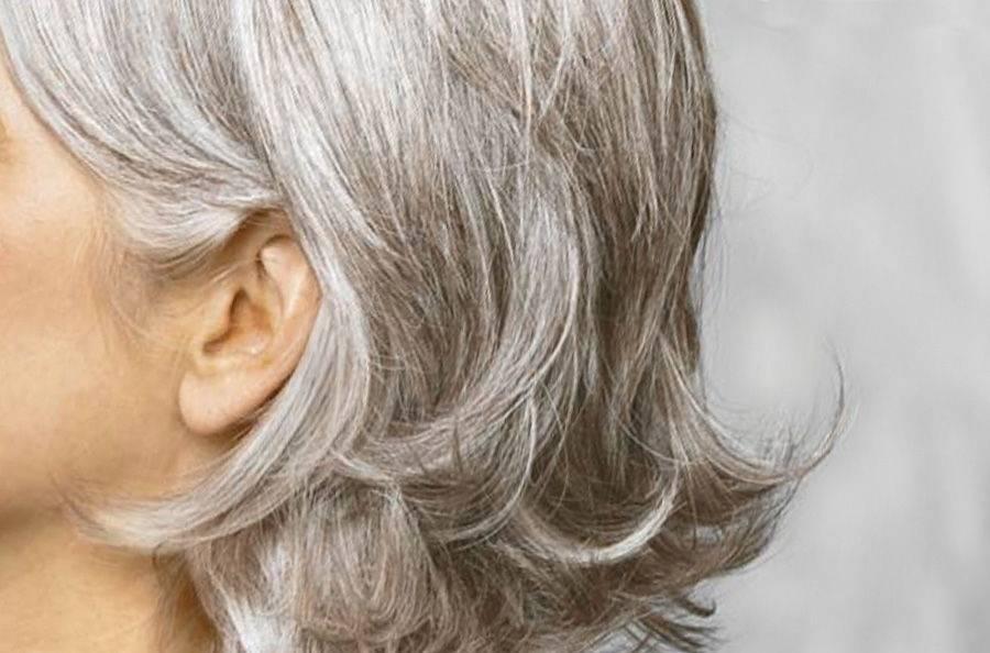 Как избавиться от седины без окрашивания и получить насыщенный цвет волос - твой интернет