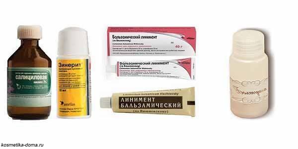 Средство от прыщей на лице – лучшее аптечное и народное лечение | | prod make up