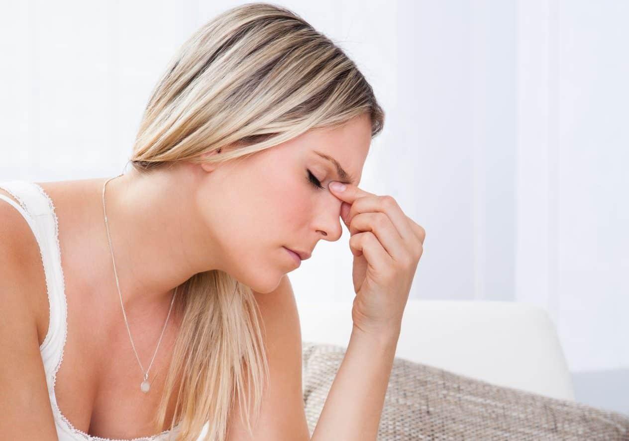 Болят глаза при простуде: причины, лечение - нет заразе