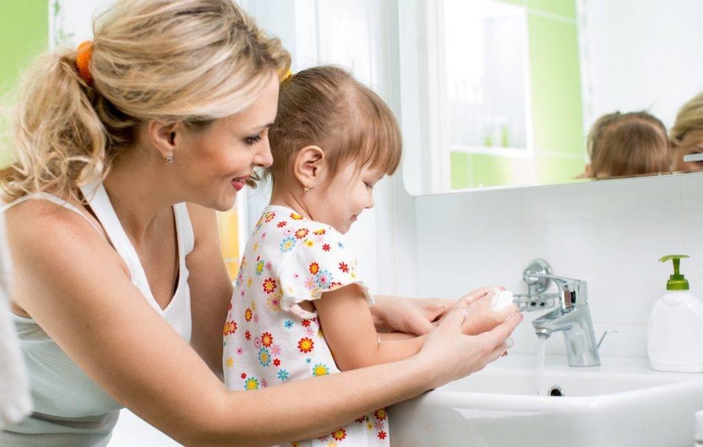 Лекарство против остриц для детей 5 лет
