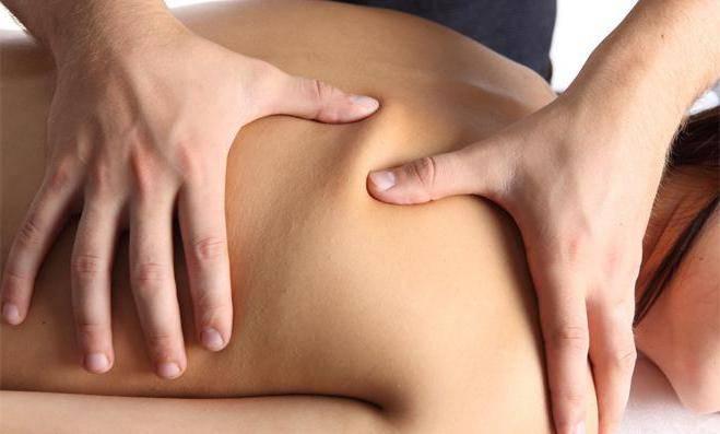 Сегментарный массаж: зоны, техника выполнения, противопоказания | food and health