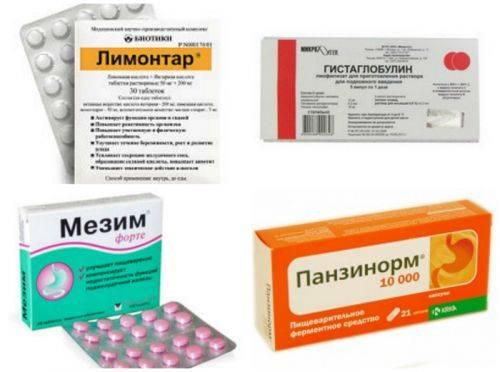 При обострении гастрита какие принимать таблетки - гастрита нет