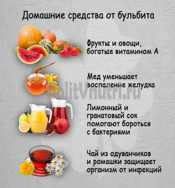 Фрукты и овощи при гастрите - разрешенные и запрещенные, отзывы