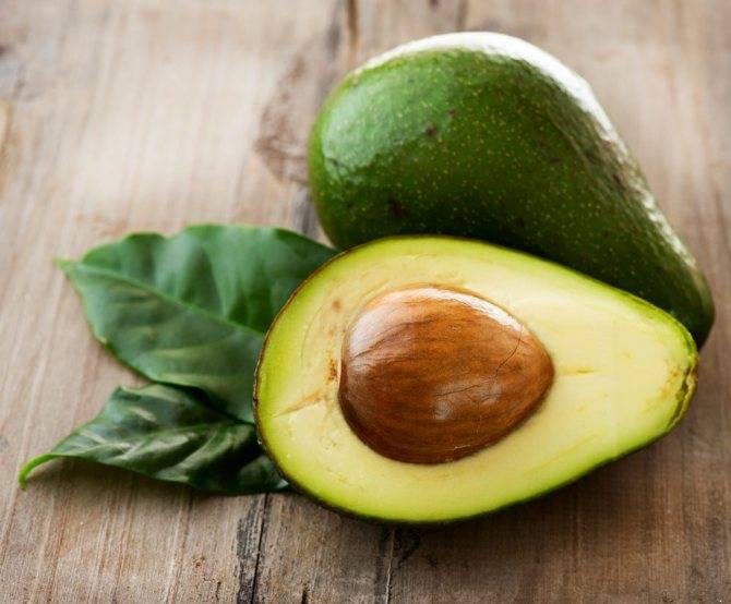 Авокадо при гастрите - здоровое тело