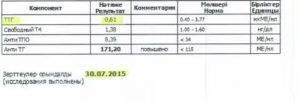 Антитела к тиреоглобулину (ат к тг) повышены в анализе - kardiobit.ru