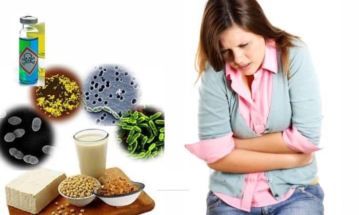 Пищевое отравление у ребенка с поносом, рвотой и температурой