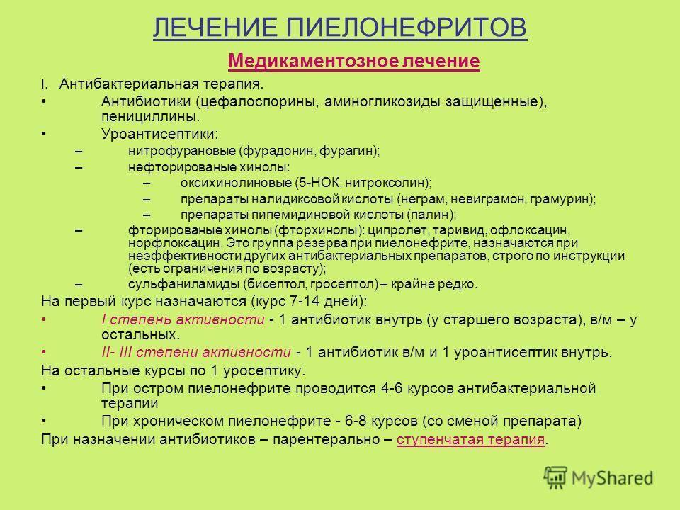 Пиелонефрит у ребенка. симптомы, лечение. антибиотики, народные средства — medists.ru