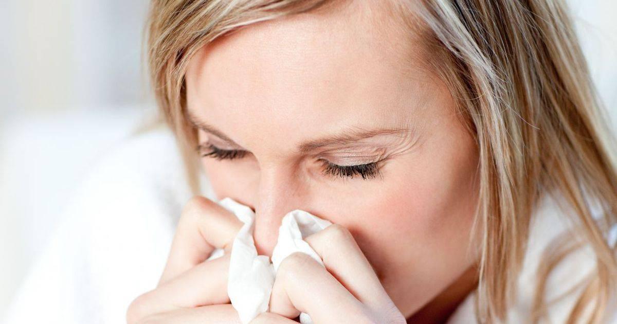 Боли в глазах при гриппе