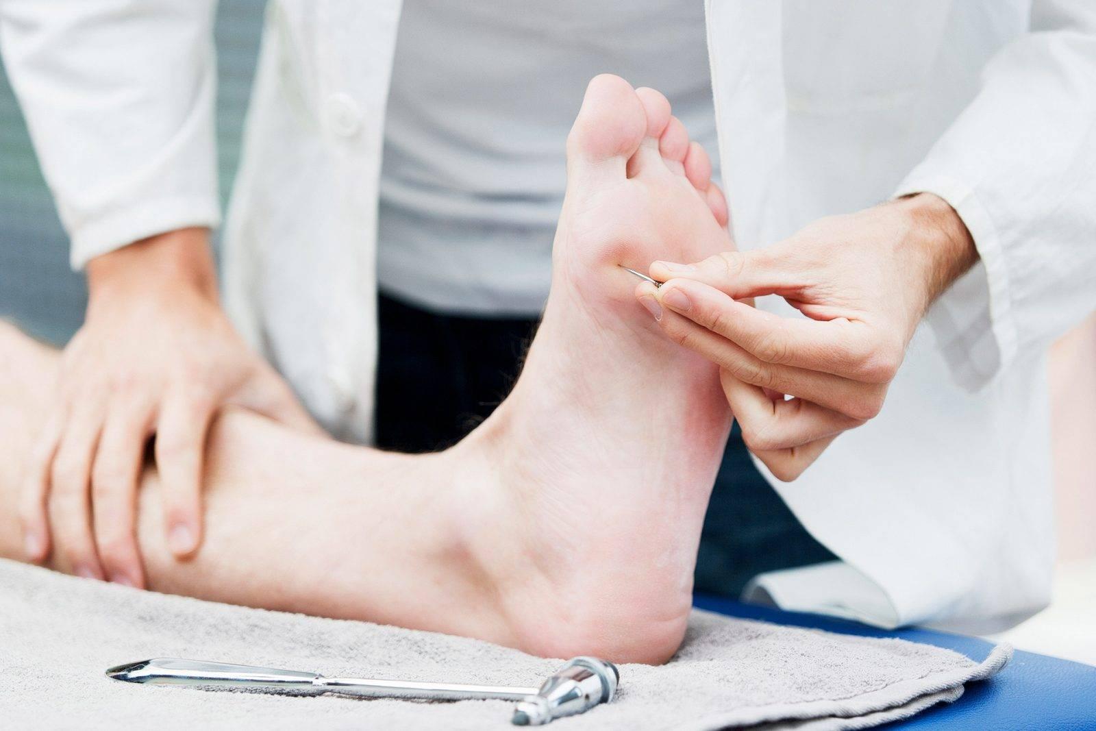 Токсическая полинейропатия нижних конечностей лечение народными средствами - медицинская профилактика