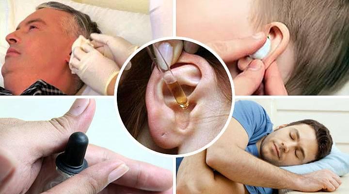 Боль в ухе. причины, лечение: капли, народные средства в домашних условиях. болит ухо что делать в домашних условиях