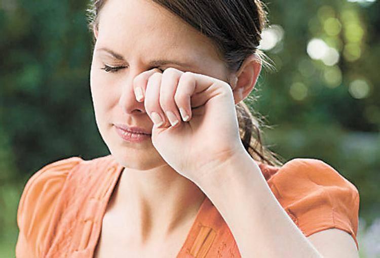 Болевые ощущения в глазах после гриппа