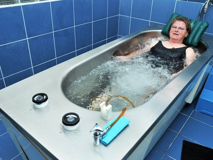 Жемчужные ванны в домашних условиях