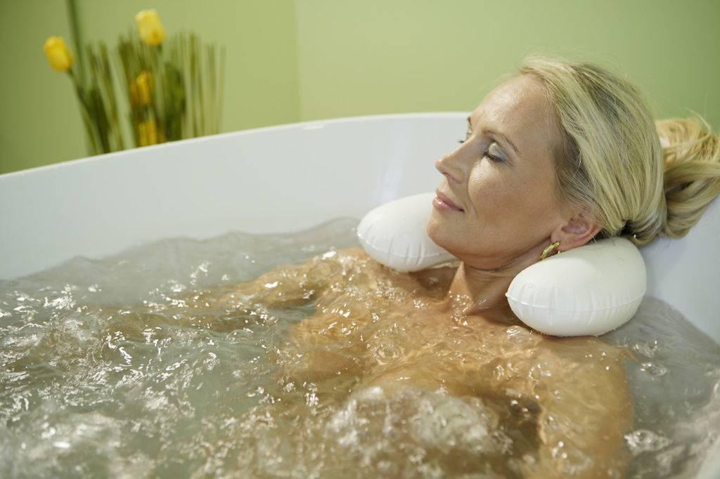 Жемчужные ванны: показания и противопоказания
