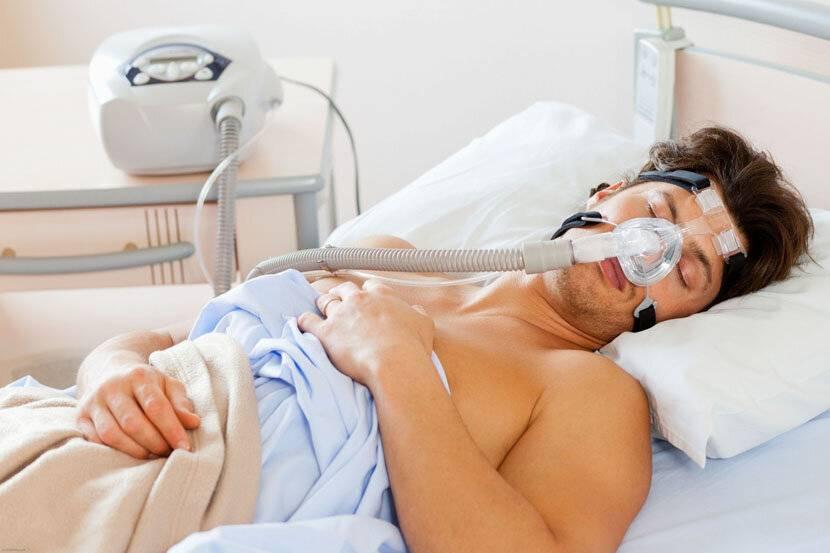 Как действует сипап — аппарат для устранения апноэ?