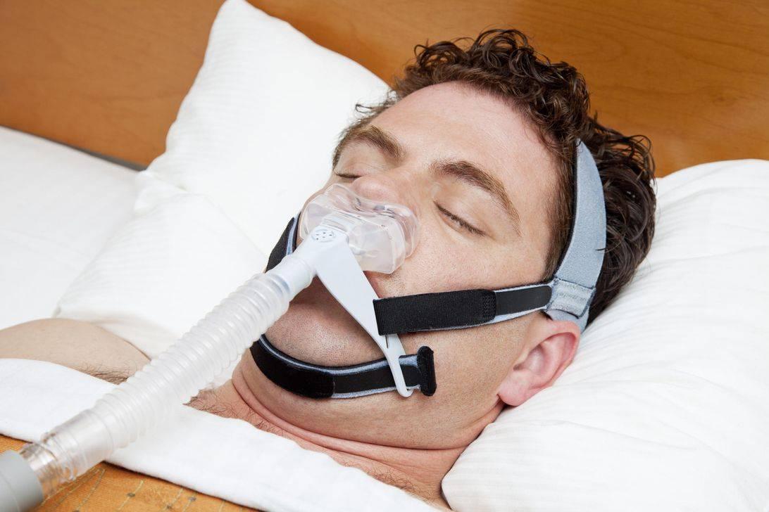 Неинвазивная вспомогательная вентиляция постоянным положительным давлением (сипап-терапия)