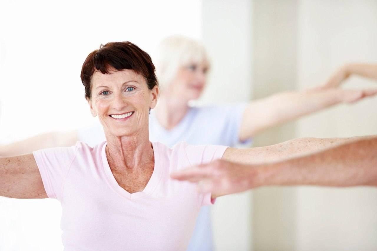 Можно ли делать зарядку после 60 — 65 лет