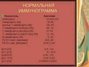 Иммунологический анализ крови: что показывает иммунограмма и как пройти анализ крови на иммунитет