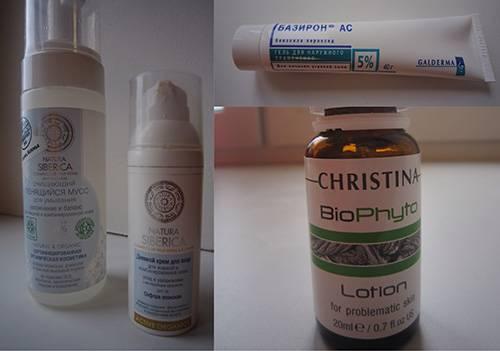 Крем с цинком – антисептические и антибактериальные мази от прыщей на коже