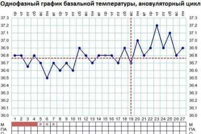 Измерение базальной температуры (бт). правила. расшифровка графиков базальной температуры