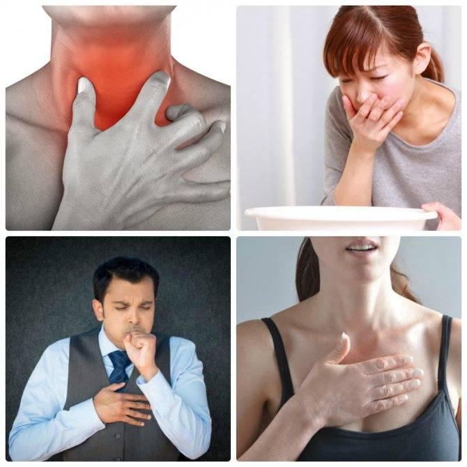 Жжение в желудке и отрыжка воздухом - помощь доктора