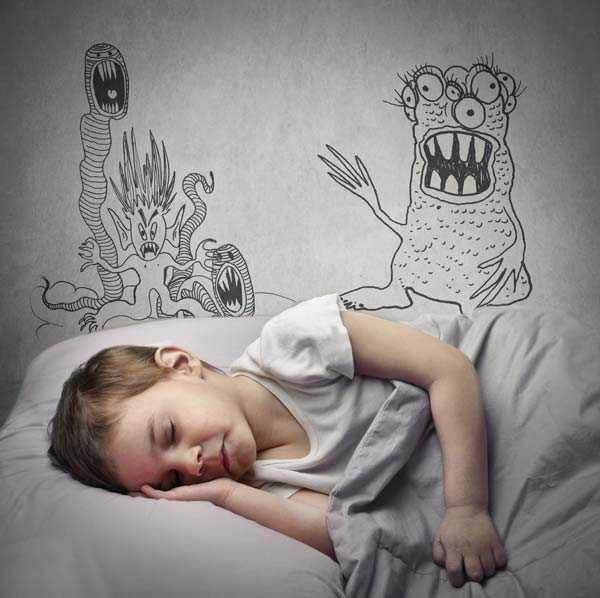 Парасомнии - виды, причины, диагностика, терапия
