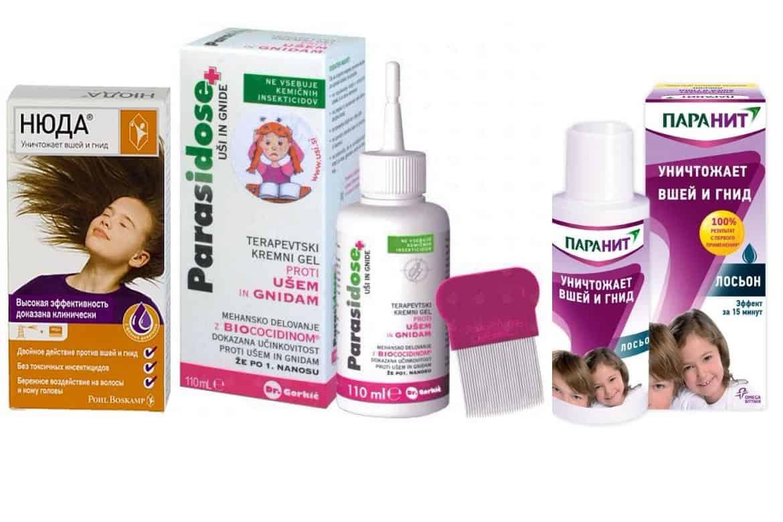 Эффективное и быстрое лечение педикулеза у ребенка