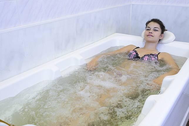 Что такое жемчужные ванны