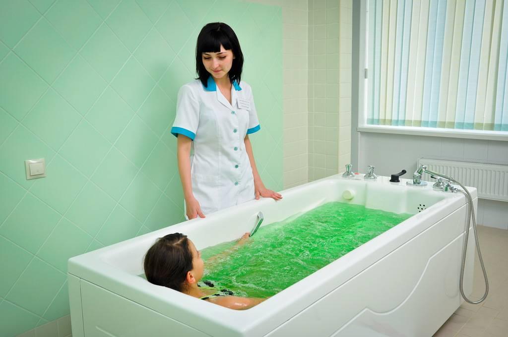 Жемчужная ванна спасёт ваши нервы — показания и противопоказания к процедуре