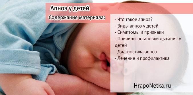 Синдром обструктивного апноэ сна: причины и лечение