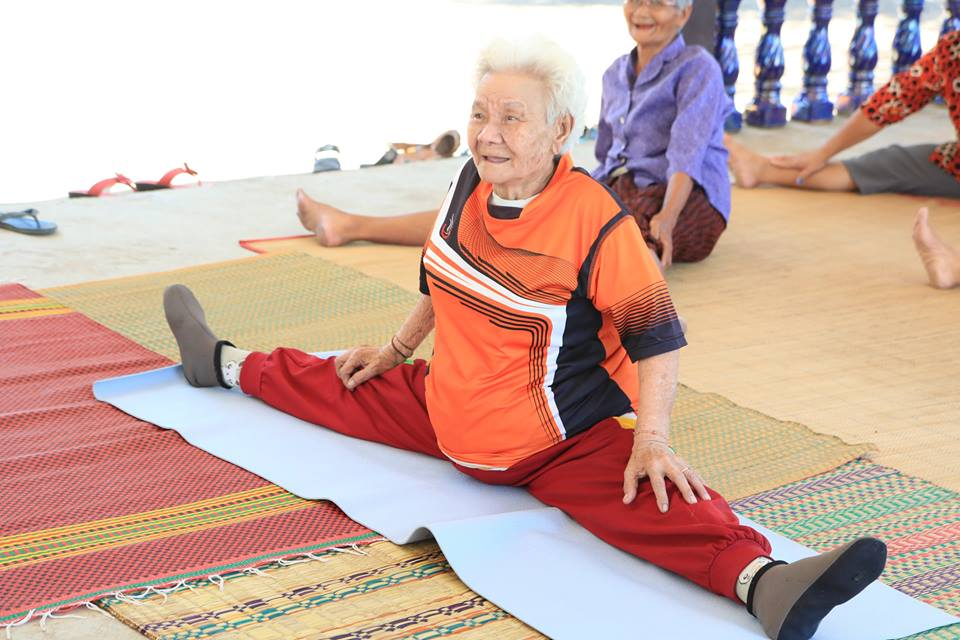 Как тренировать сердце и сосуды тем, кому за 60 лет. 5 простых упражнения