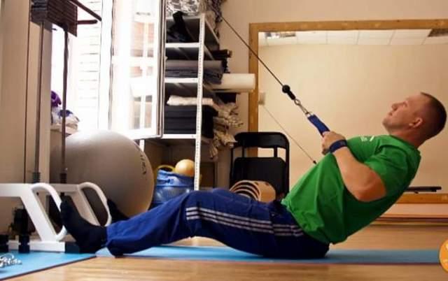 Бубновский: упражнения для позвоночника в домашних условиях с видео | полезно знать | healthage.ru