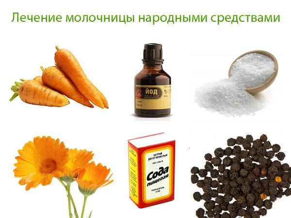 Эффективные средства при кандидозе полости рта