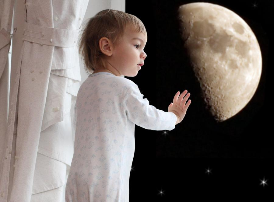 Симптоматика и способы устранения парасомнии у детей