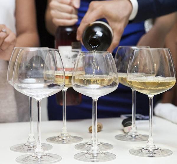 Можно ли вино при гастрите с повышенной кислотностью: белое или красное