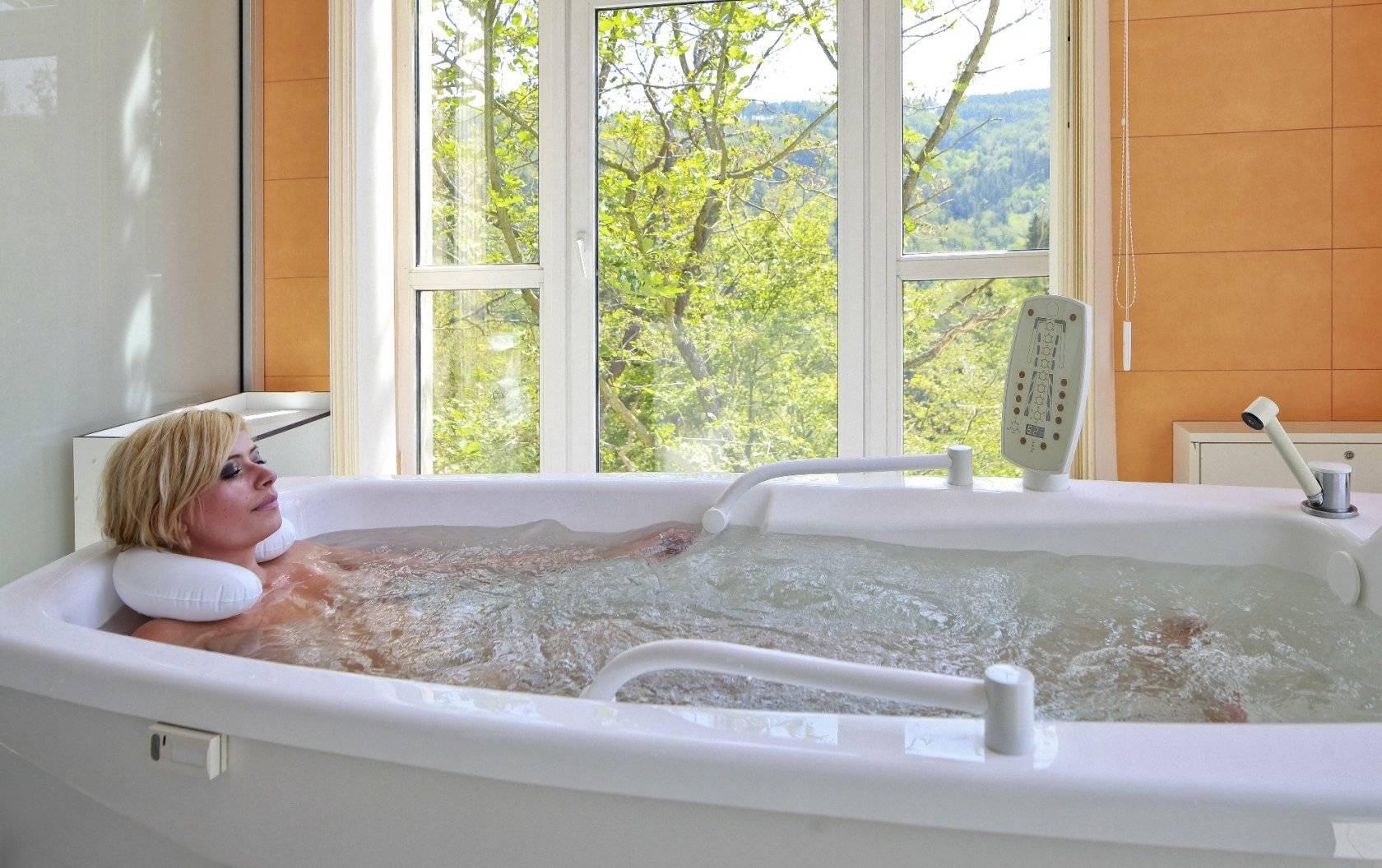 Жемчужные ванны. польза. показания и противопоказания