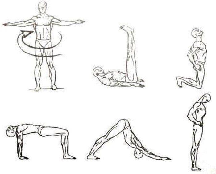 5 простых «тибетских» упражнений, которые всего за 15 минут в день восстановят молодость и здоровье