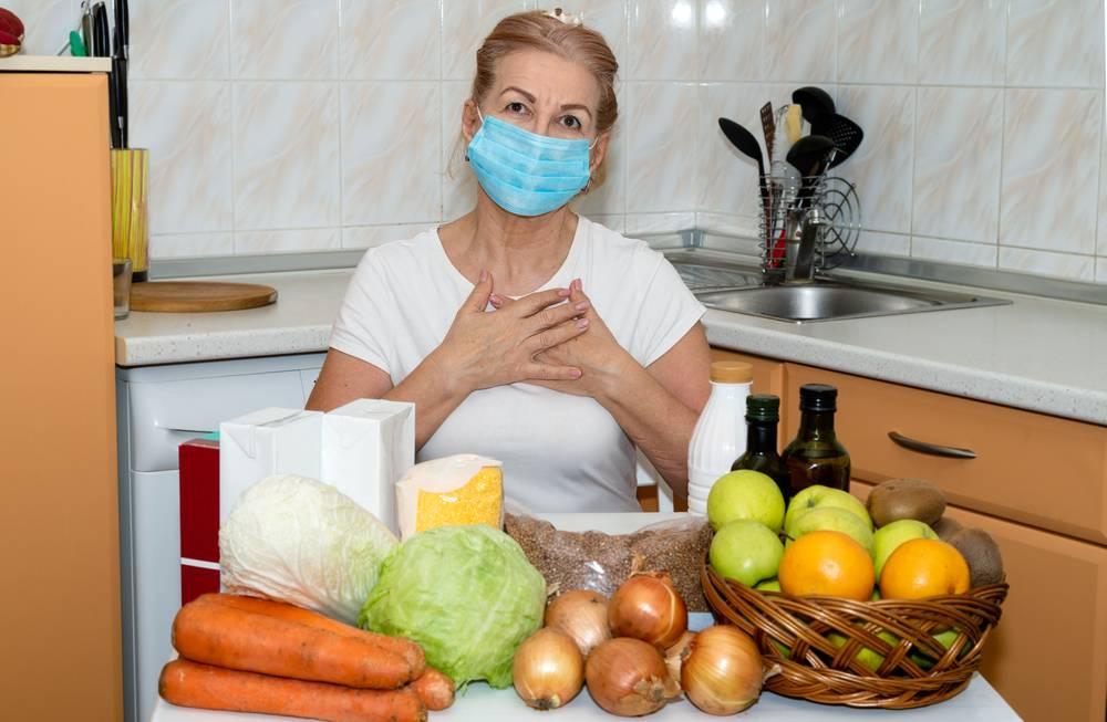 Чем питаться при коронавирусе, чтобы не заболеть