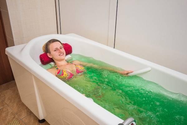Хвойно-жемчужные ванны. показания и противопоказания. | рецепты здоровья