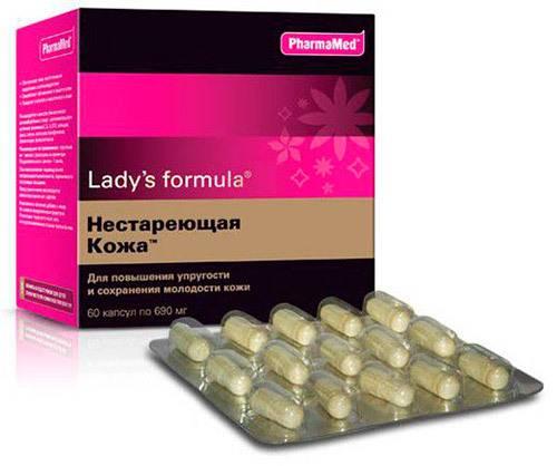 Какие витамины принимать женщинам после 60 лет