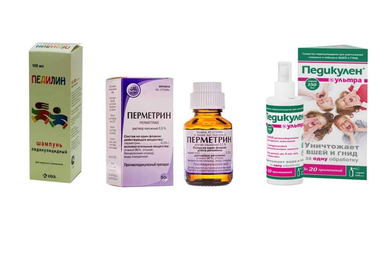 Выбираем эффективное средство от вшей и гнид для детей: подробное описание аптечных препаратов