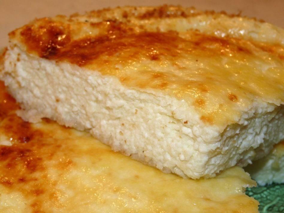 Рецепт запеченных сырников при гастрите - гастрита нет