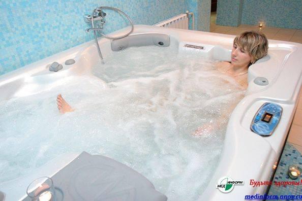 Что такое жемчужные ванны и чем они полезны