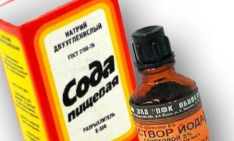 Сода и йод от молочницы: народные рецепты лечения кандидоза