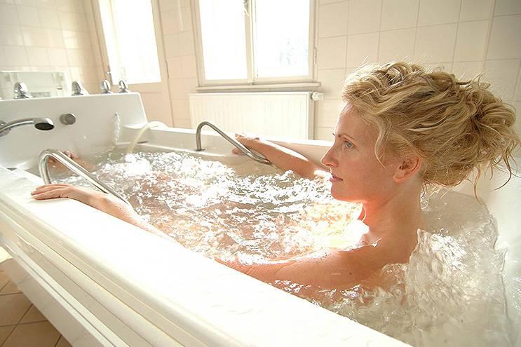 Жемчужные ванны: что это такое, показания и противопоказания к применению | lisa.ru